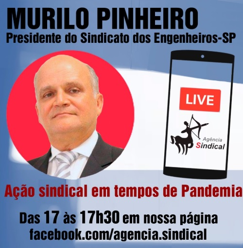 Murilo live AgSindical 290420
