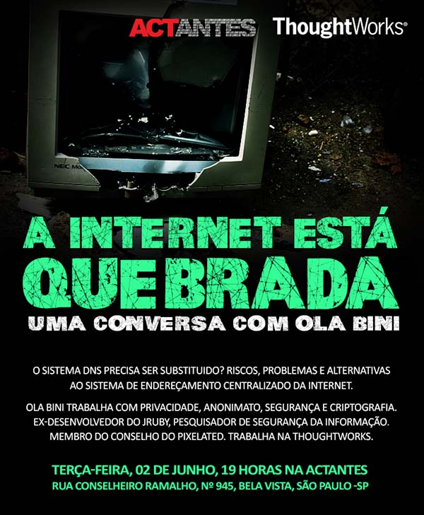 a internet esta quebrada 2 red