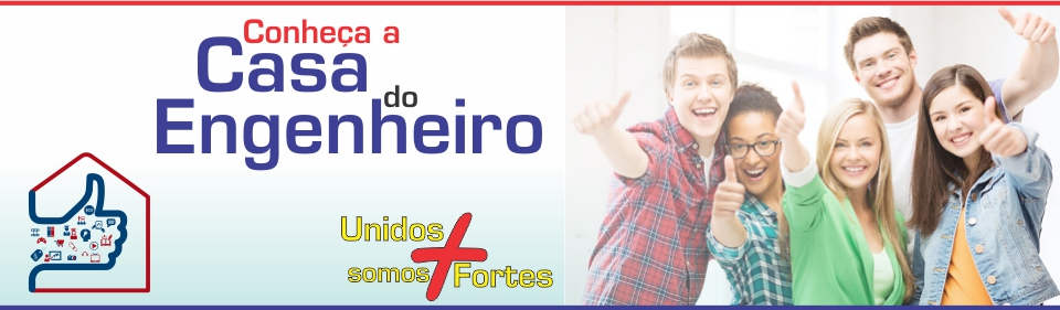 Banner divulgação Casa do engenheiro