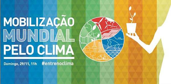 mobilizacao mundial pelo clima
